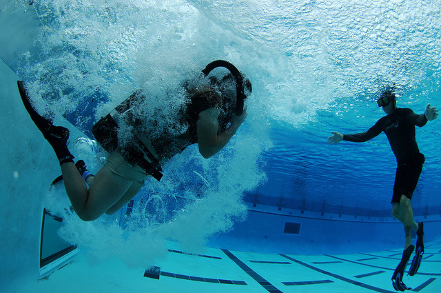 Image of BUDS - Navy SEAL Pool Competency Training